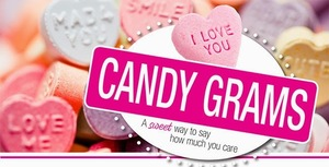 Candy Grams For Sale!