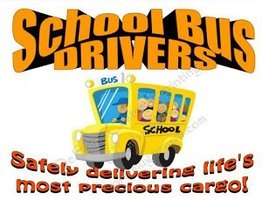 School Bus Driver Appreciation Day!