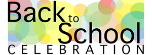 Back to School Celebration