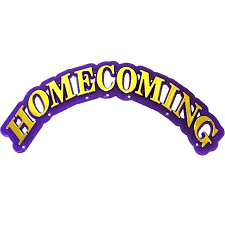 HOMECOMING WEEK RESCHEDULED TO MARCH 1-5