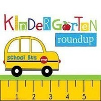 Kindergarten Roundup is April 12th