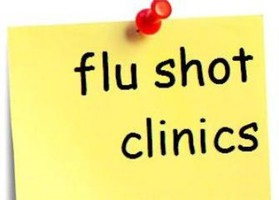 Floodwood School Flu Clinic