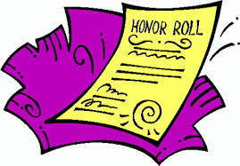 Quarter Three Honor Roll